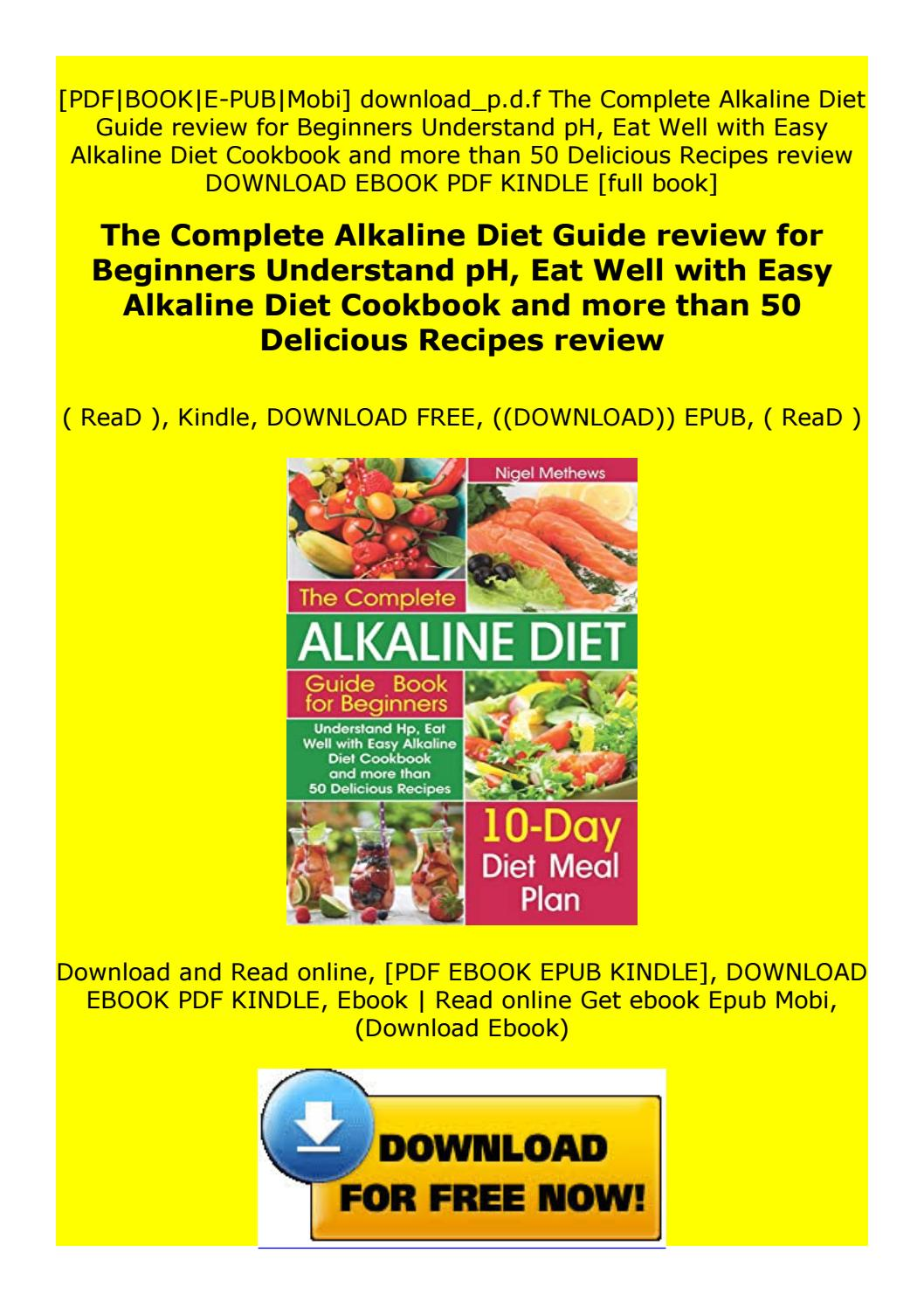 ph diet books free ebook