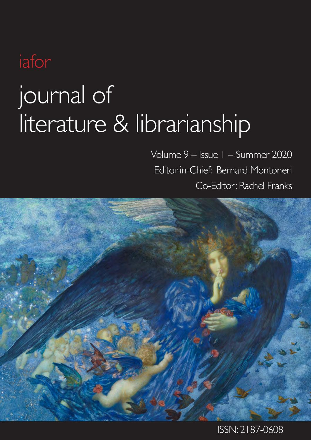 Iafor Journal Of Literature Librarianship Volume 9 Issue 1 By Iafor Issuu Elliot passed away on month day 2014, at age 38. iafor journal of literature
