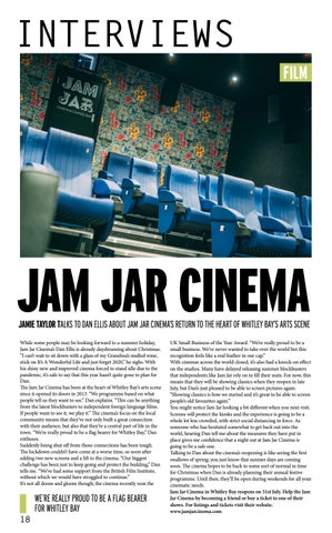 Page 18 of JAM JAR CINEMA