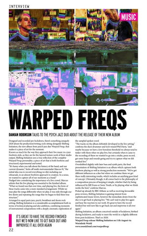 Page 22 of WARPED FREQS