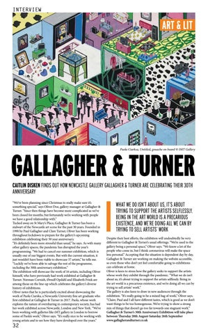 Page 32 of GALLAGHER & TURNER