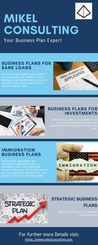 Business Plan Writing Services