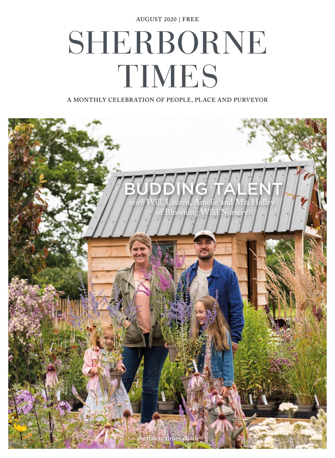 Sherborne Times August 2020 By Sherborne Times Issuu