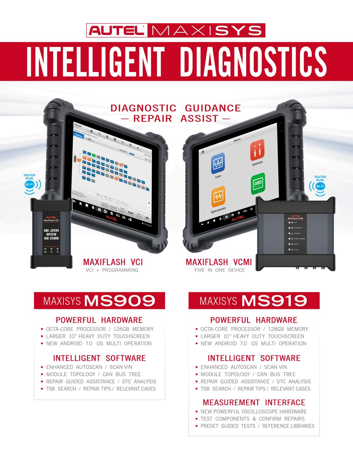 AUTEL MAXISYS - MS919 - MS909 by evoautopro - issuu