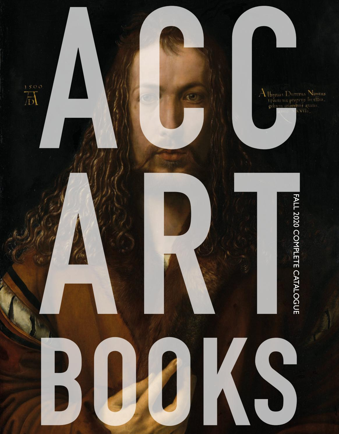 Acc Fall Catalog Updated By Acc Art Books Issuu