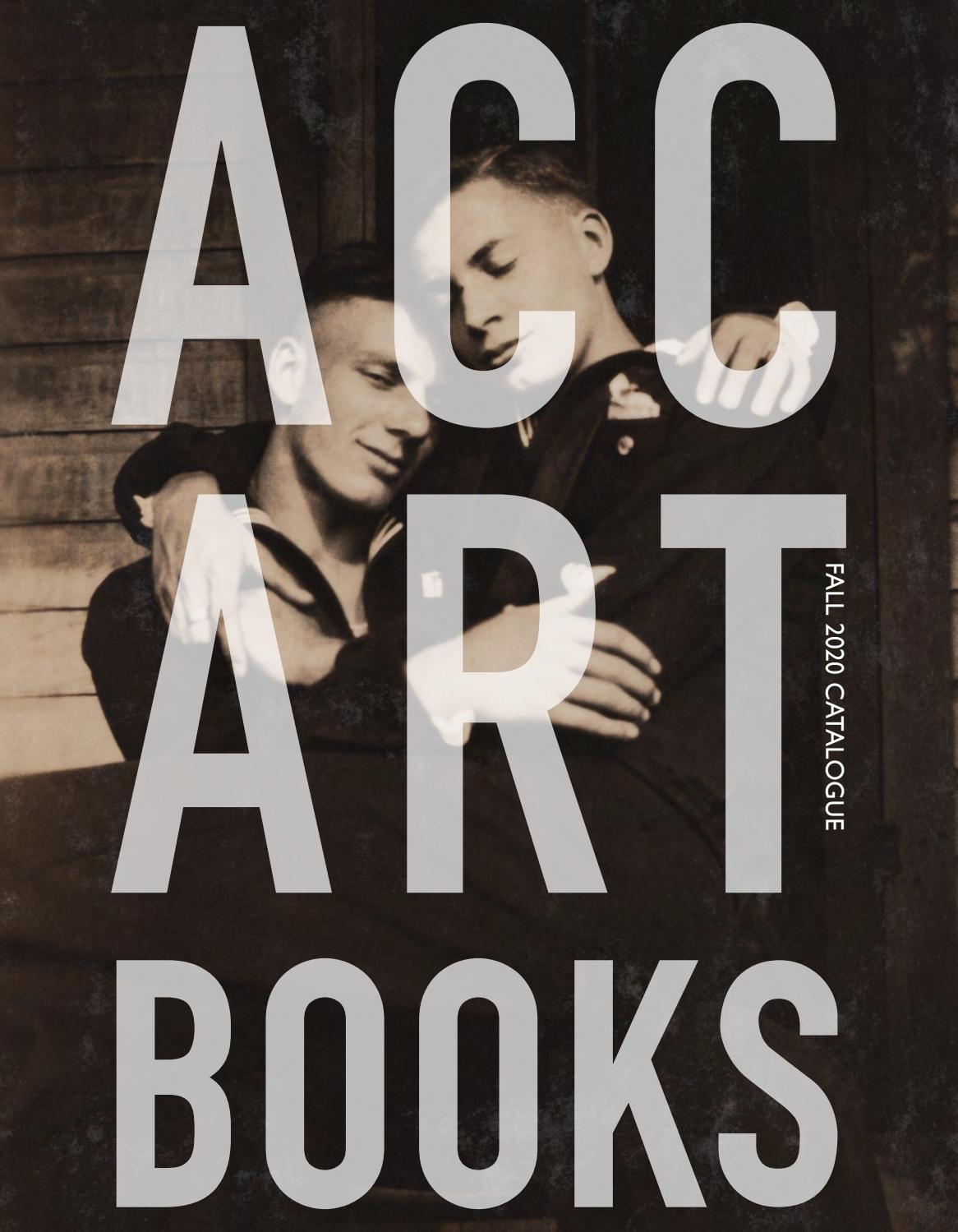 ACC Fall by ACC Art Books   issuu