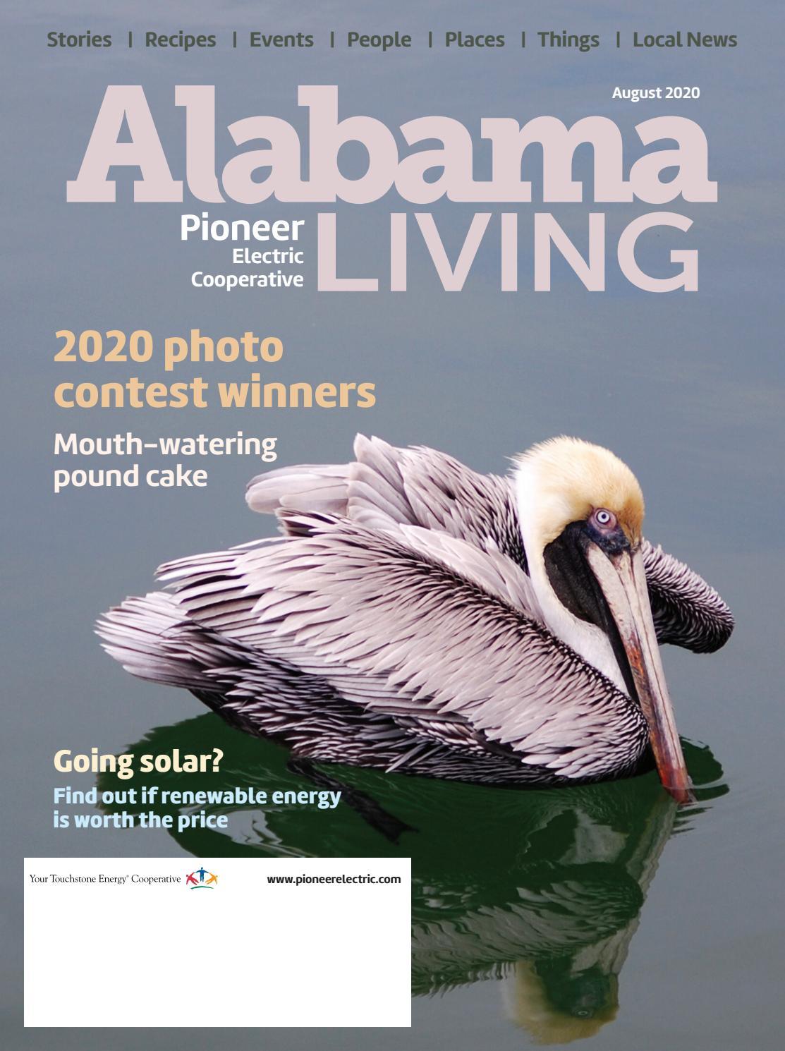 August 2020 Pioneer By Alabama Living Issuu