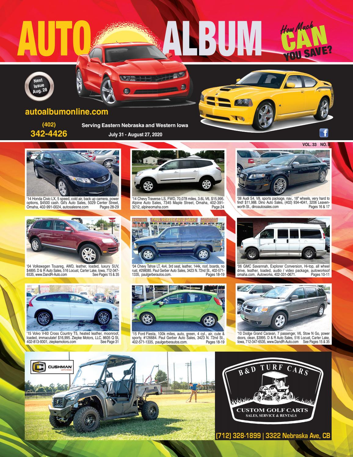 auto album by american classifieds omaha issuu issuu