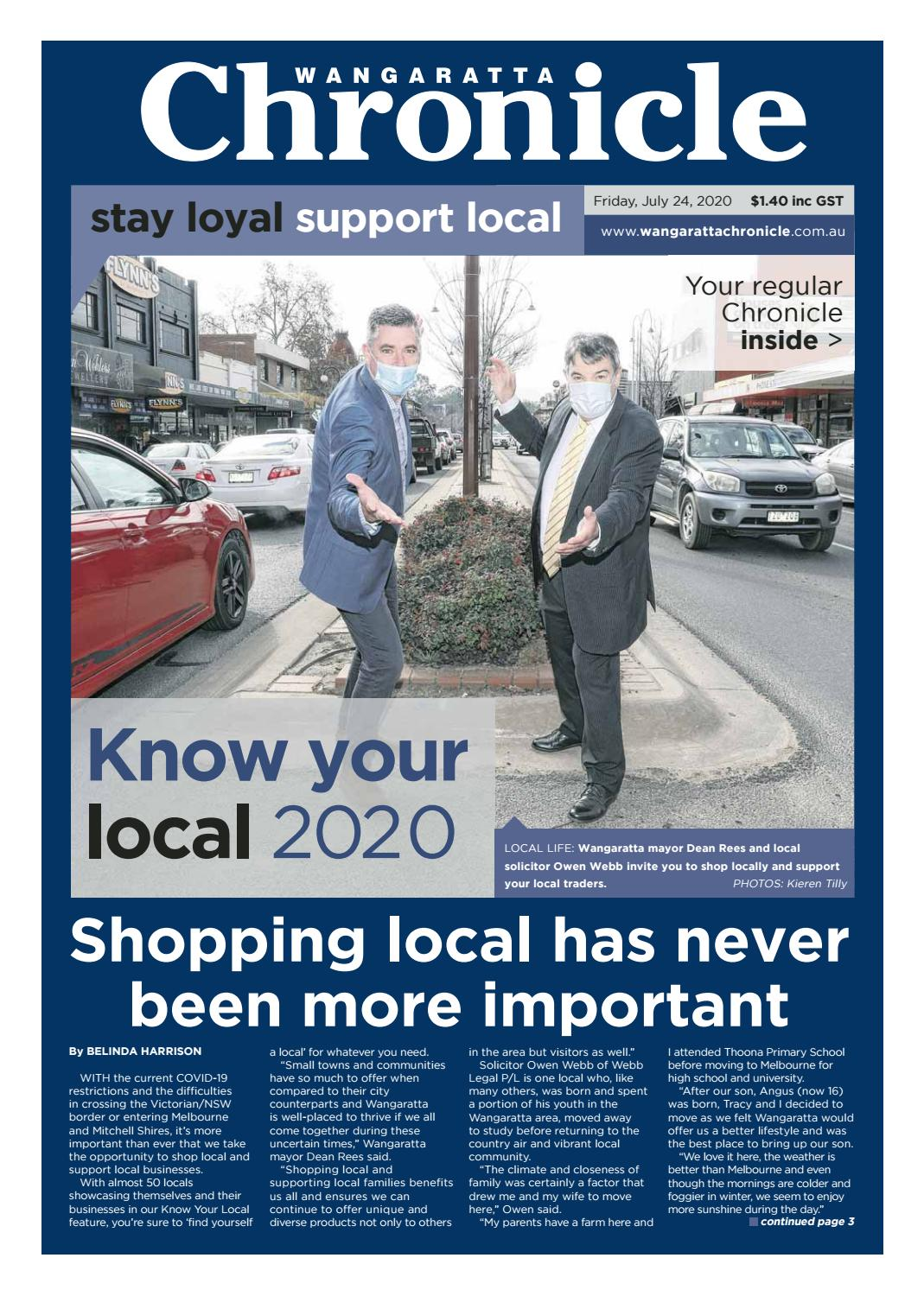 Know Your Local By Provincial Press Group Issuu