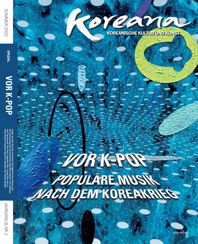 2020 Koreana Summer German By The Korea Foundation Issuu