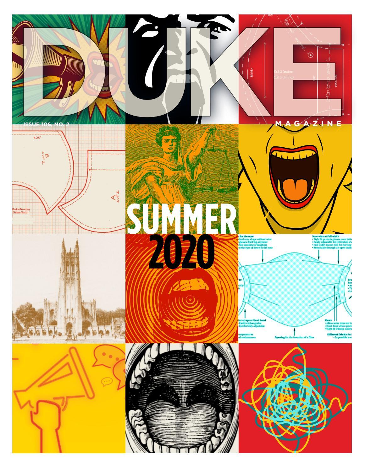 Summer 2020 By Dukemagazine Issuu
