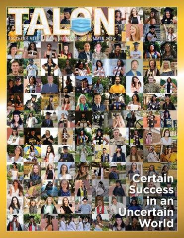 Usm Fall 2022 Calendar.The Talon Summer 2020 By Southern Miss Alumni Association Issuu