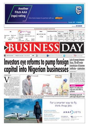 Businessday 30 Jul 2020 By Businessday Issuu