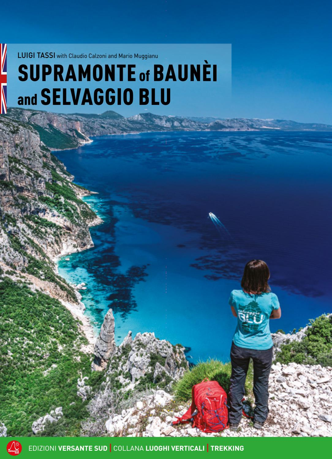 SUPRAMONTE of BAUNÈI and SELVAGGIO BLU by Versante Sud srl   issuu