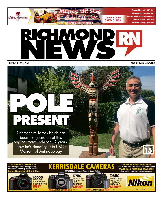 Richmond News July 30 2020 By Richmond News Issuu