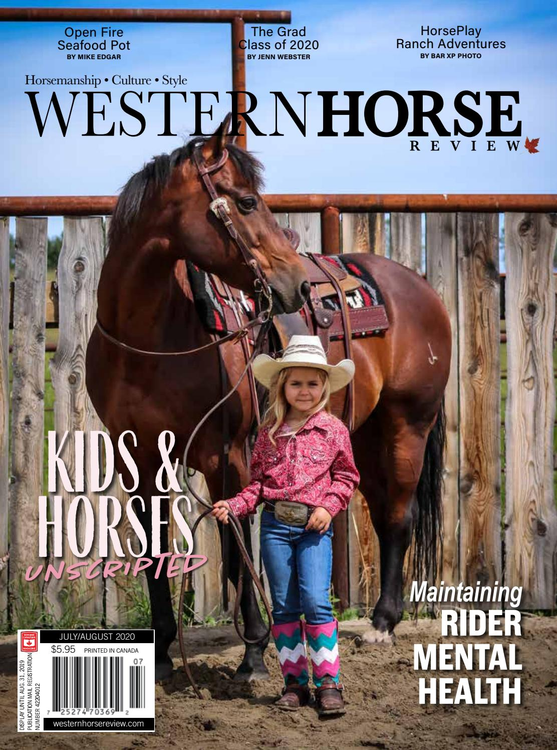 Western Horse Review August Edition By Western Horse Review Issuu