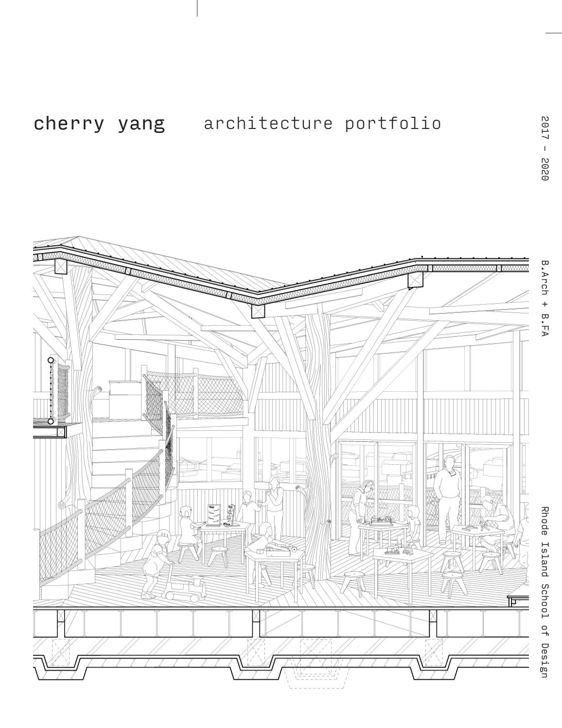 Cherry Yang Risd Portfolio 2020 By Cherry Yang Issuu