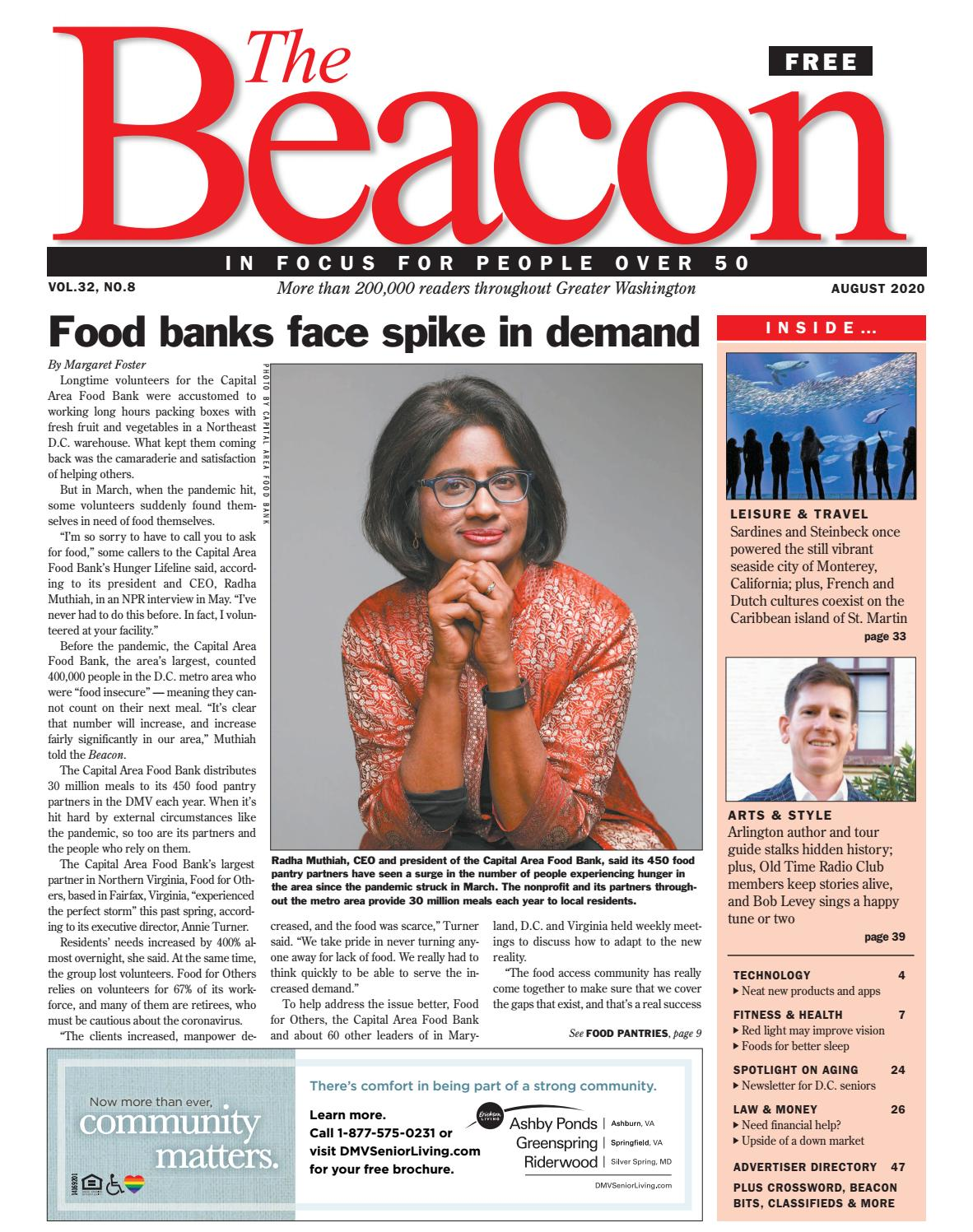 August 2020   DC Beacon by The Beacon Newspapers   issuu