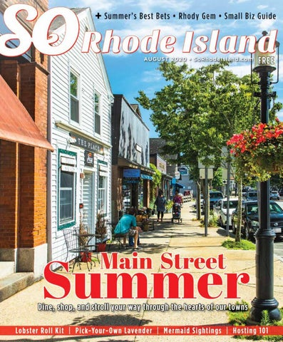 So Rhode Island July 2020 East Side Monthly Eastsidemonthly Com