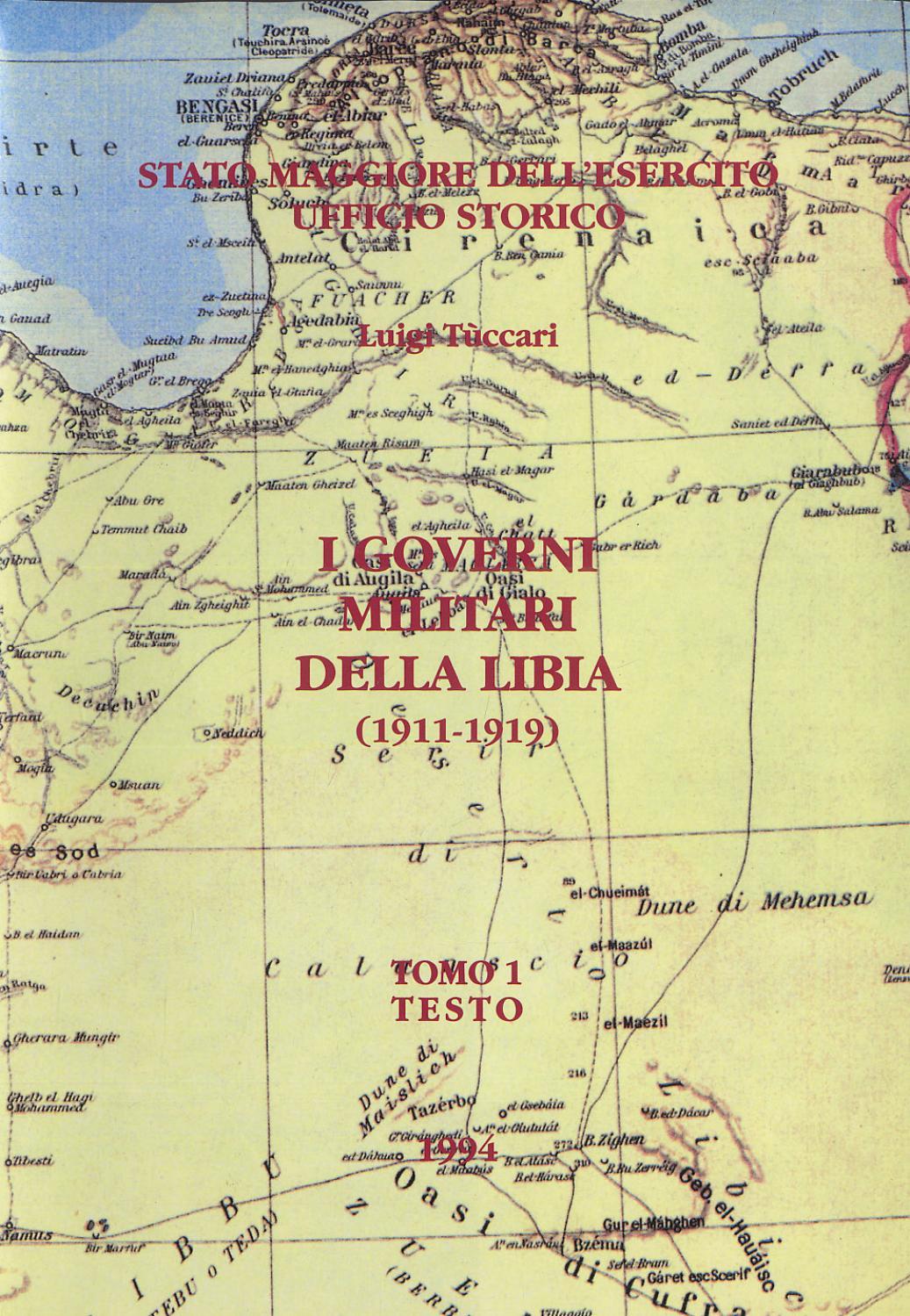 Cartina Stradale Lampedusa