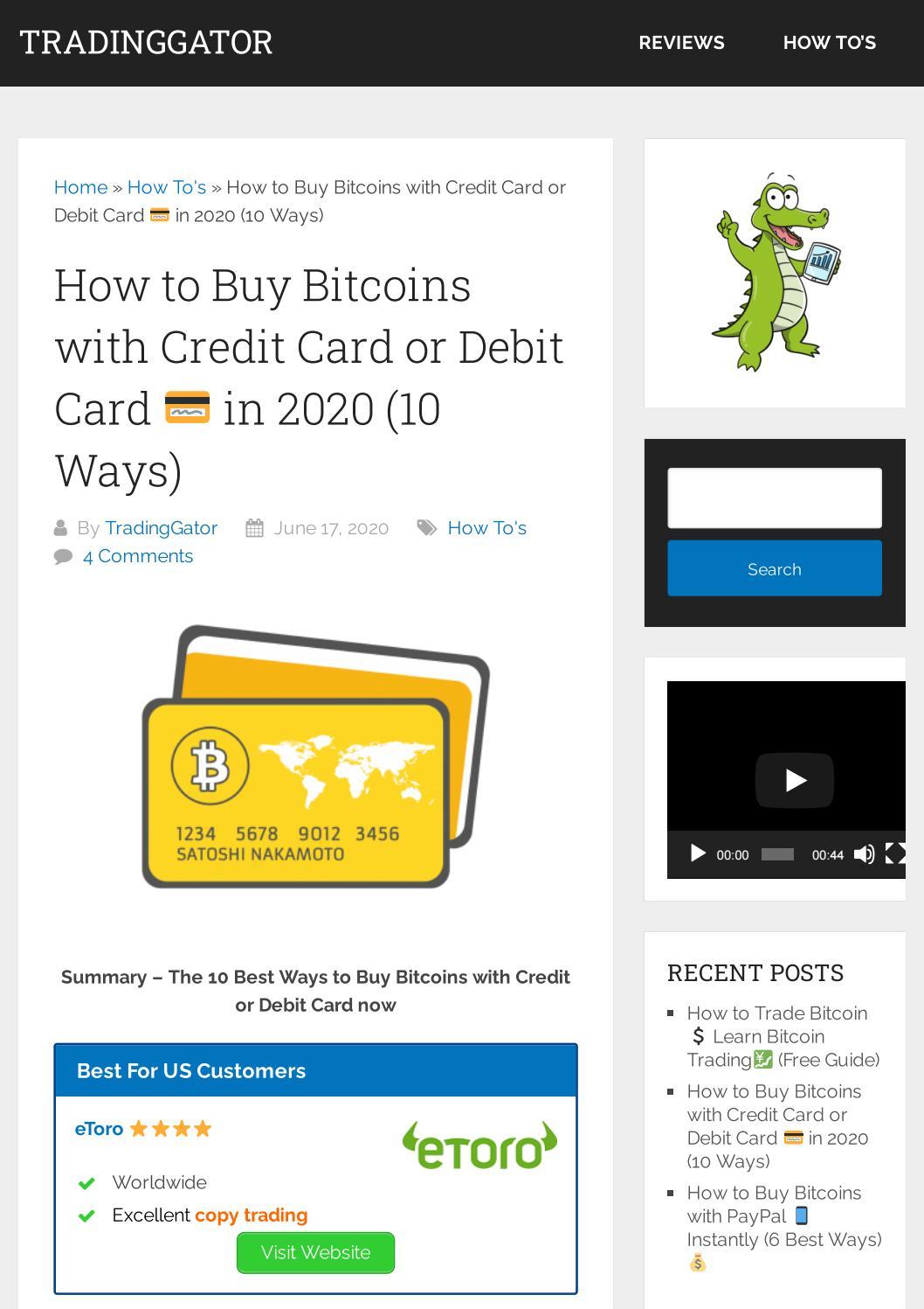 mediatore mt4 bitcoin