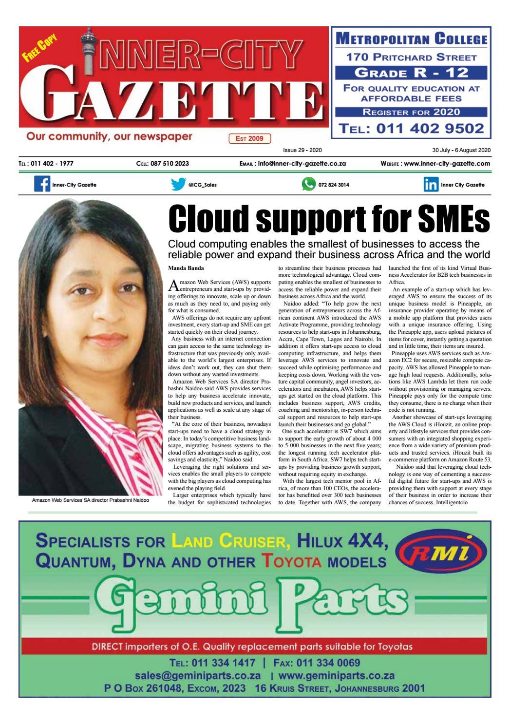 imbawula investment news