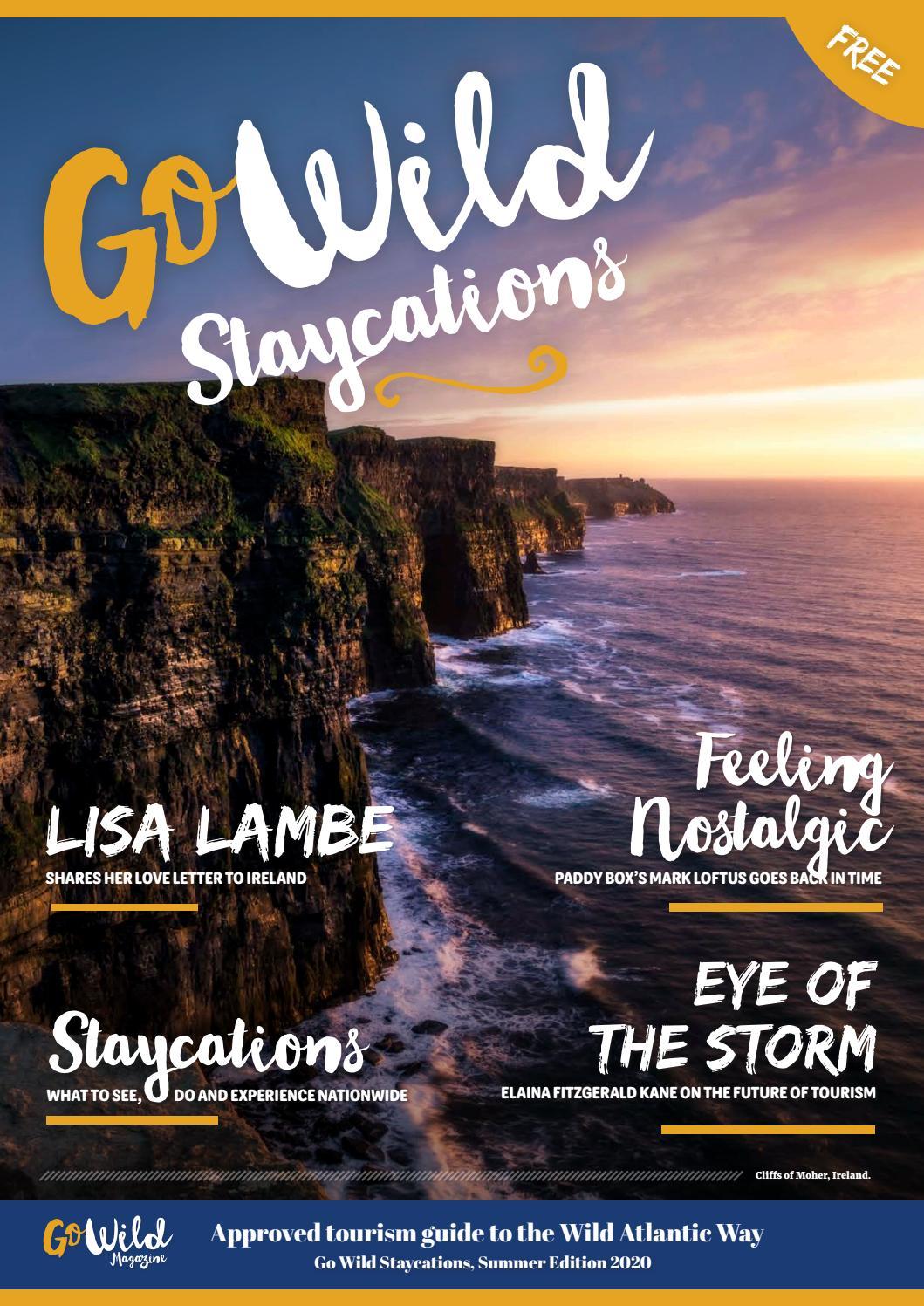 Go Wild Staycation 20 by Go wild magazine   issuu