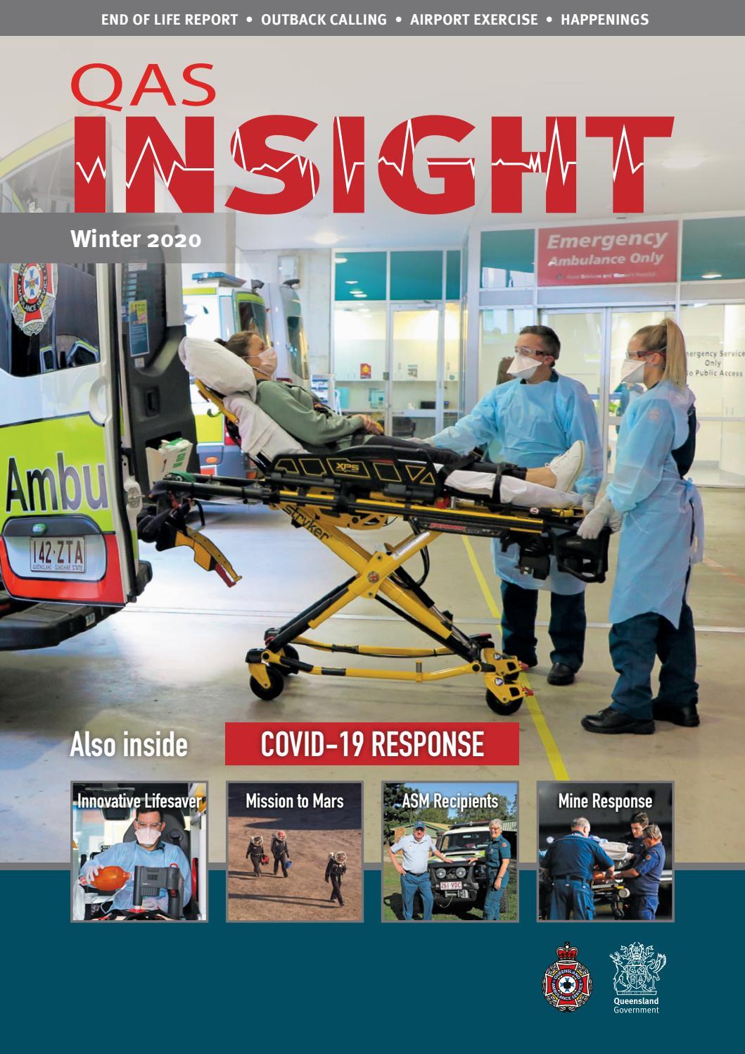 Qas Insight Magazine Winter 2020 Edition By Qas Media Issuu