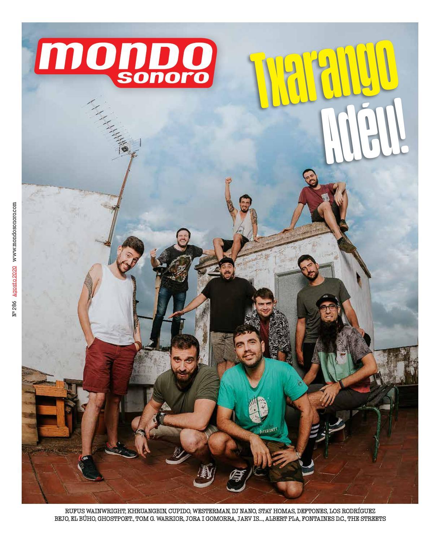 Mondo Sonoro agosto 2020 by MONDO SONORO - issuu