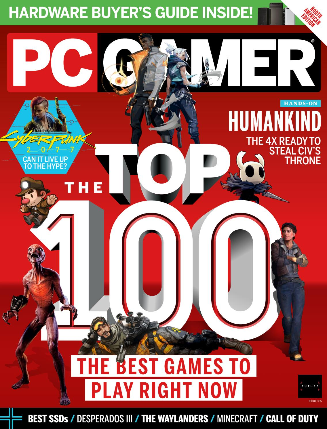 Pc Gamer Us 335 Sampler By Future Plc Issuu