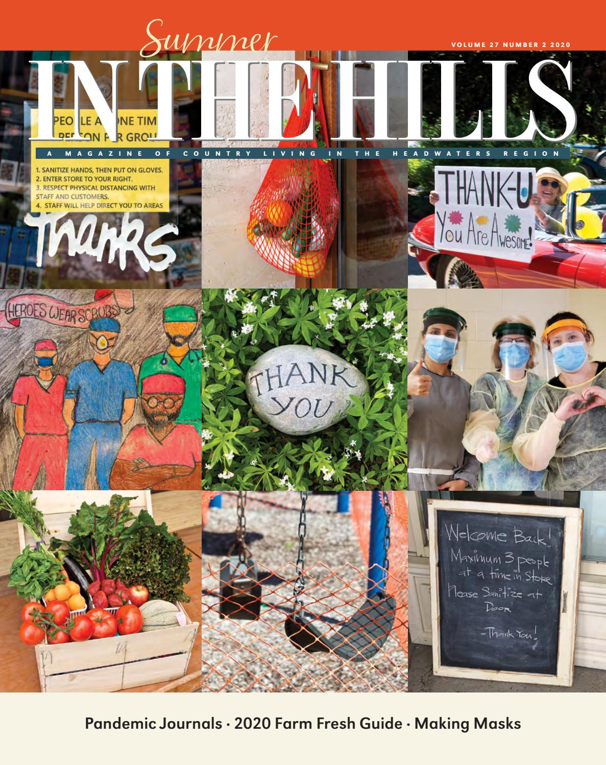 Summer In The Hills 2020 By In The Hills Magazine Issuu