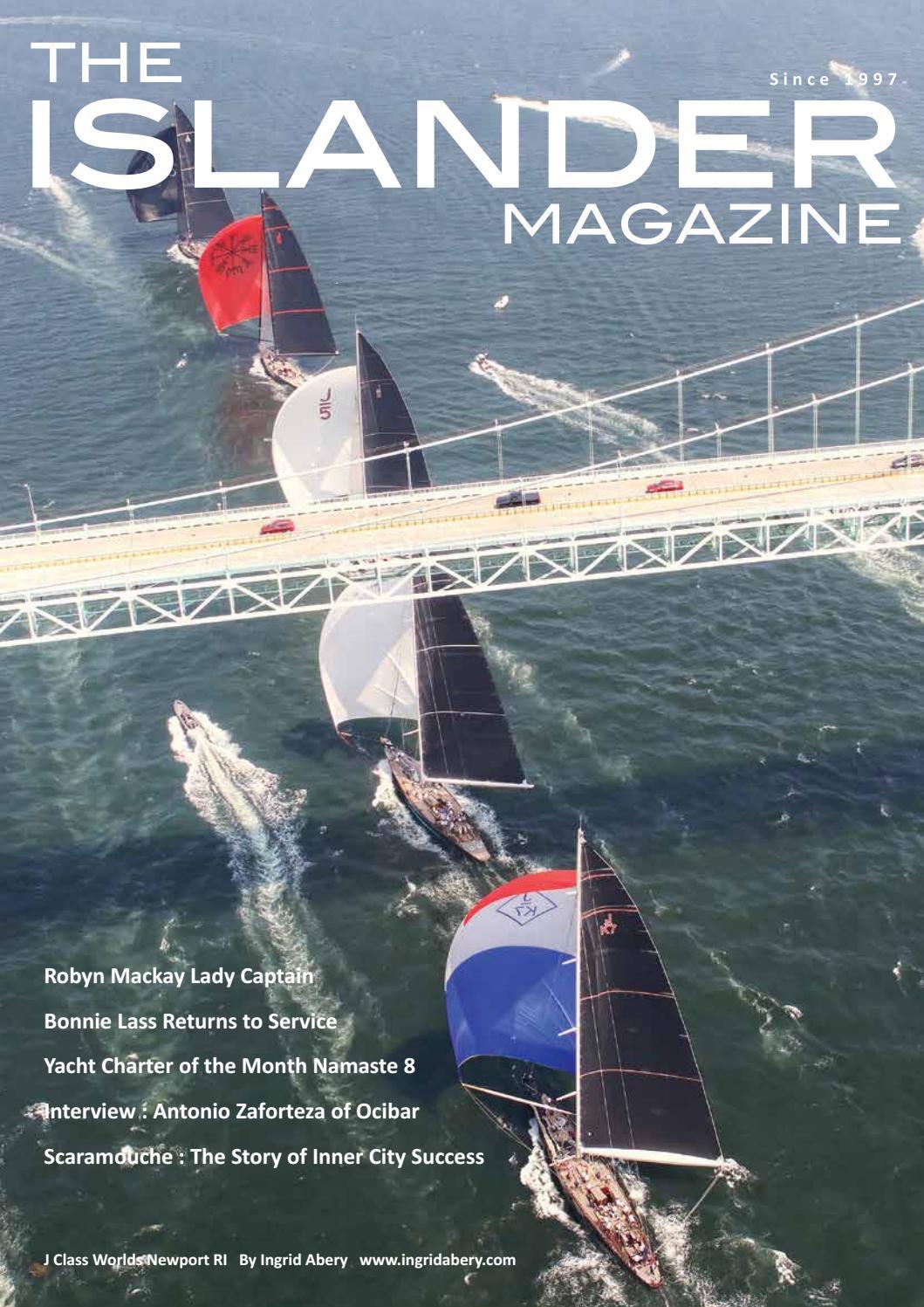 The Islander Magazine   August 2020 by Simon Relph   issuu