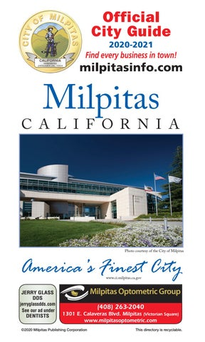 Milpitas Satyanarayana Temple Calendar 2021 Official Milpitas City Guide 2020 2021 by MilpitasInfo.  issuu