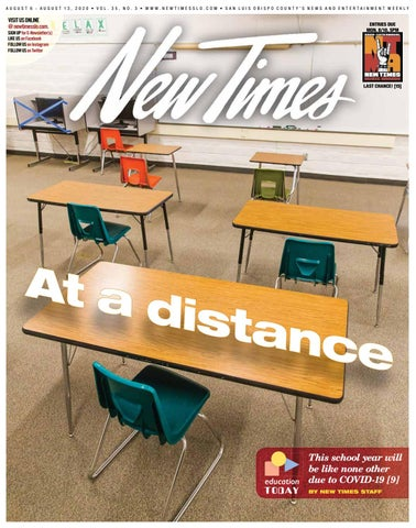 New Times Aug 6 2020 By New Times San Luis Obispo Issuu
