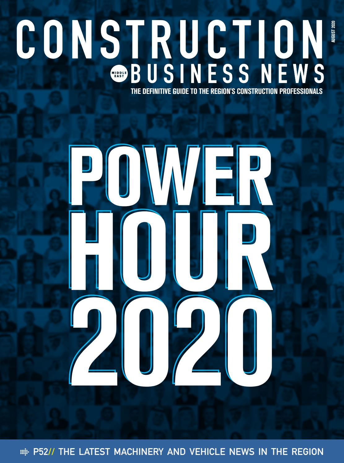 Construction Business News Me August 2020 By Bnc Publishing Issuu
