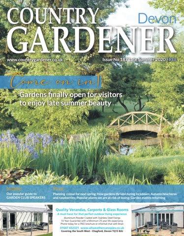 Devon Country Gardener Late Summer 2020 By Country Gardener Issuu