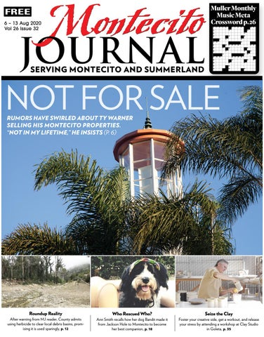 Not For Sale By Montecito Journal Issuu
