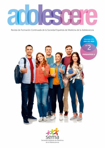 Revista Adolescere Vol. 8 Nº2 2020 | Psiquiatría II ...