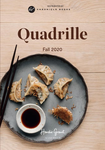 Quadrille Fall 2020 US Catalog