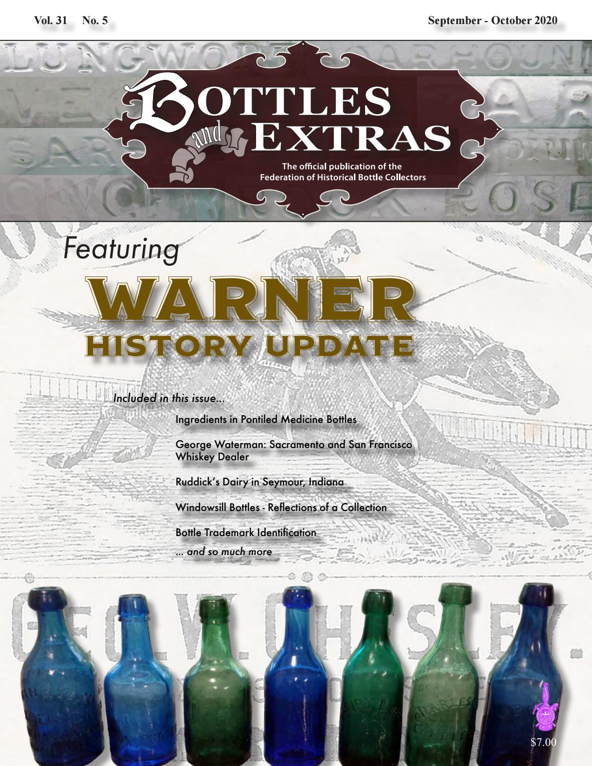 Christmas Bird Count 2020-2022 Fort Collins Co Bottles and Extras   September   October 2020 by Ferdinand Meyer