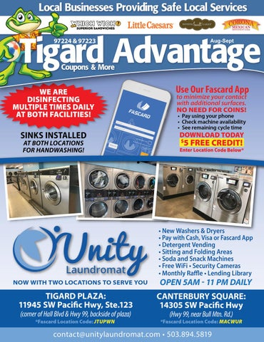 Tigard Advantage Magazine August 2020 By Active Media Publishing Group Issuu