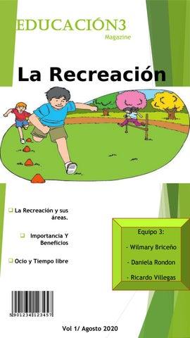 La Recreación By Educacion Fisica Issuu