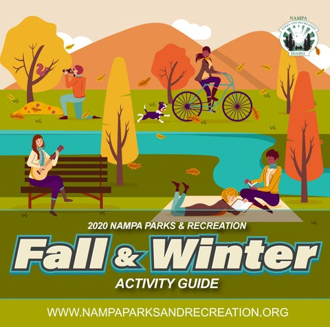 Halloween 2020 Premiere Nampa Id Nampa Parks & Rec Fall/Winter 2020 Activity Guide by Nampa