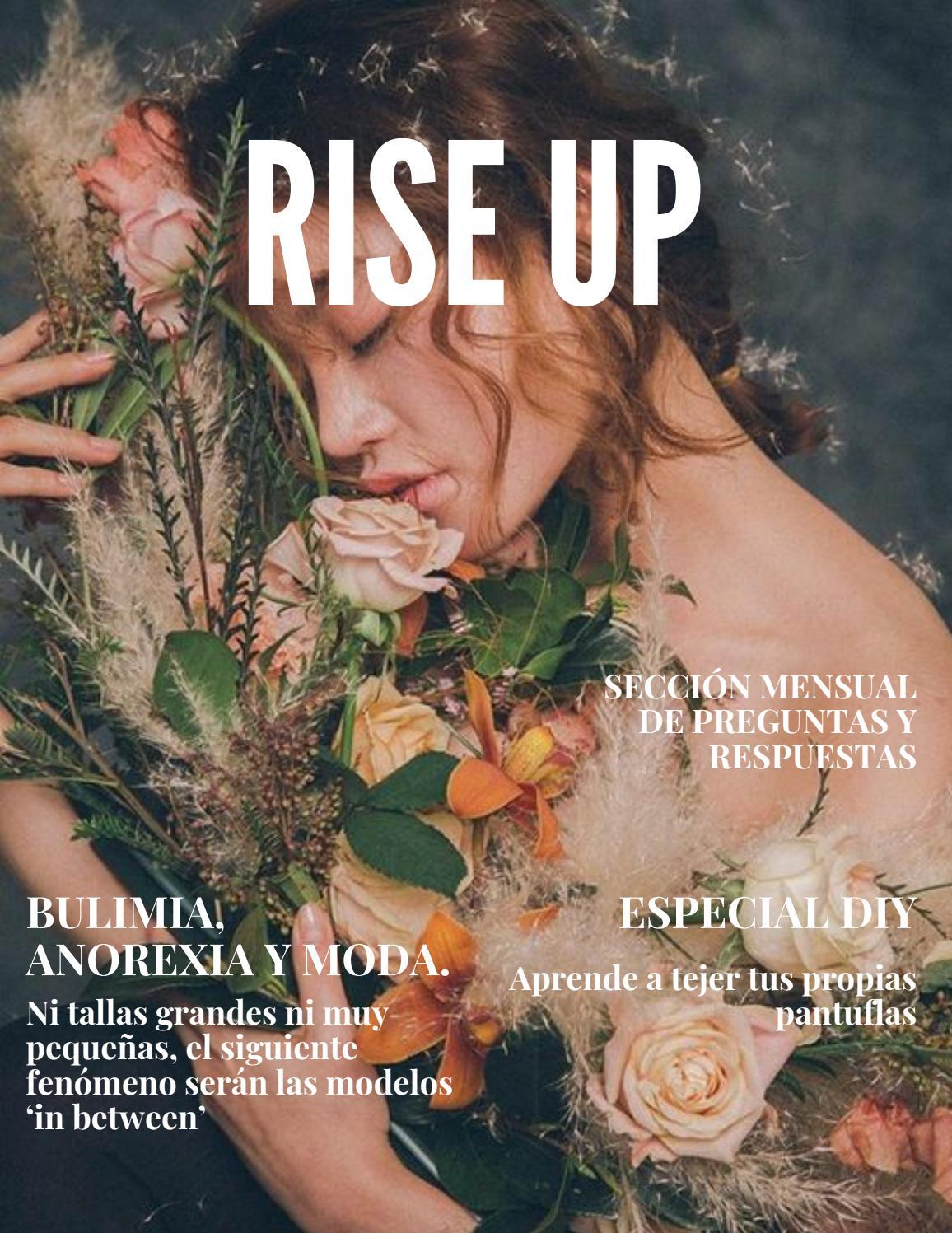 Rise Up By Oriana Tovar Issuu