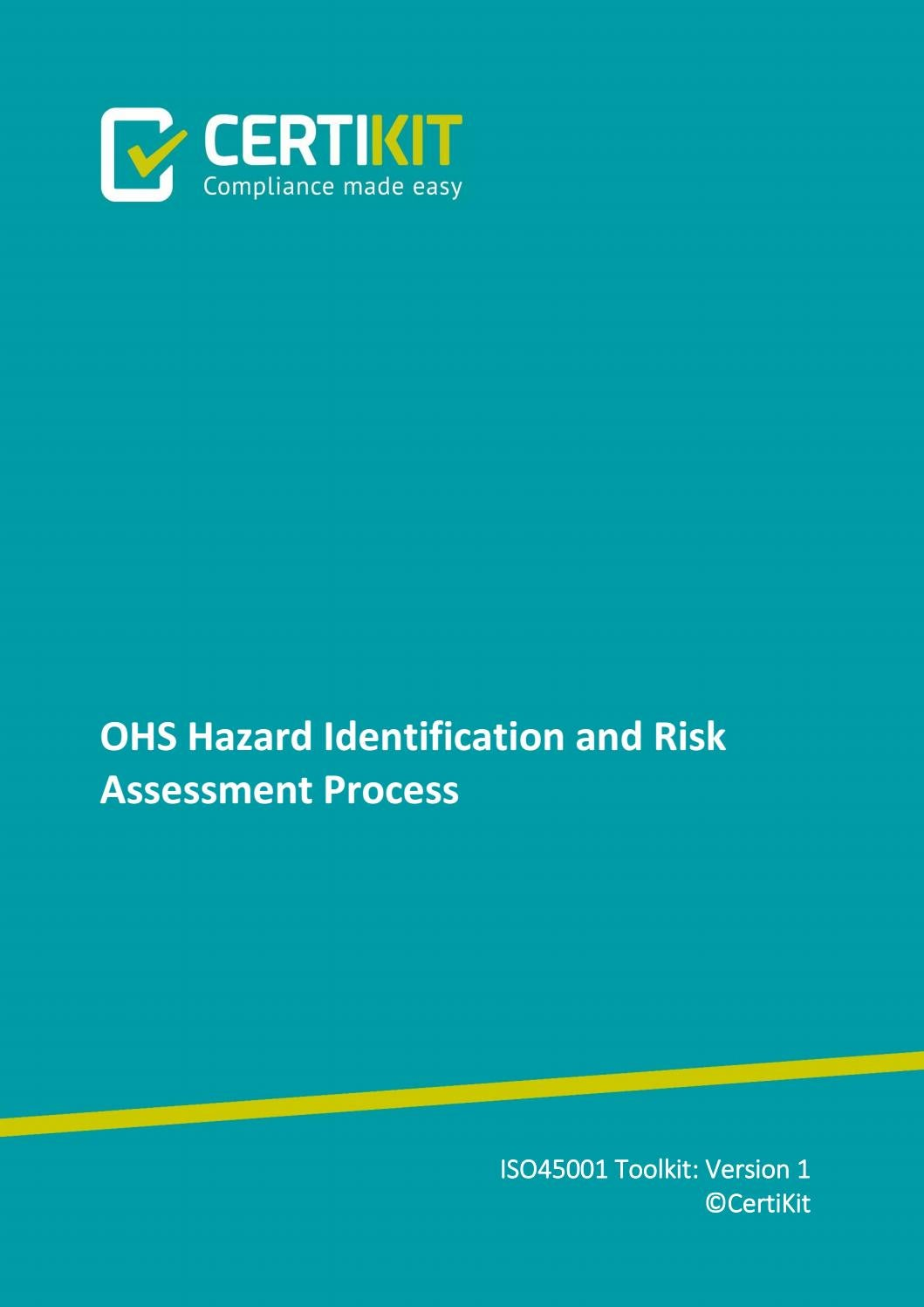 Ohs Doc 06 2 Ohs Hazard Identification And Risk Assessment Process By Public It Limited Issuu The following flowchart shows the risk assessment process established by iso 12100. issuu