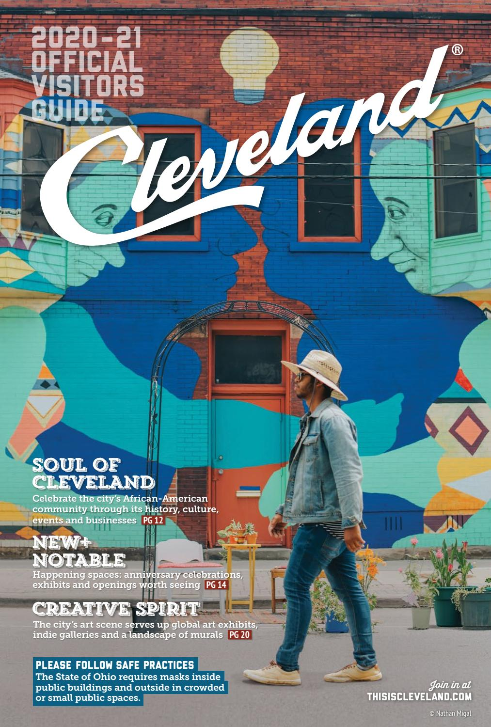 Grumpys Wickliffe Oh Christmas Party 2020 2020 21 Cleveland Official Visitors Guide by Destination Cleveland