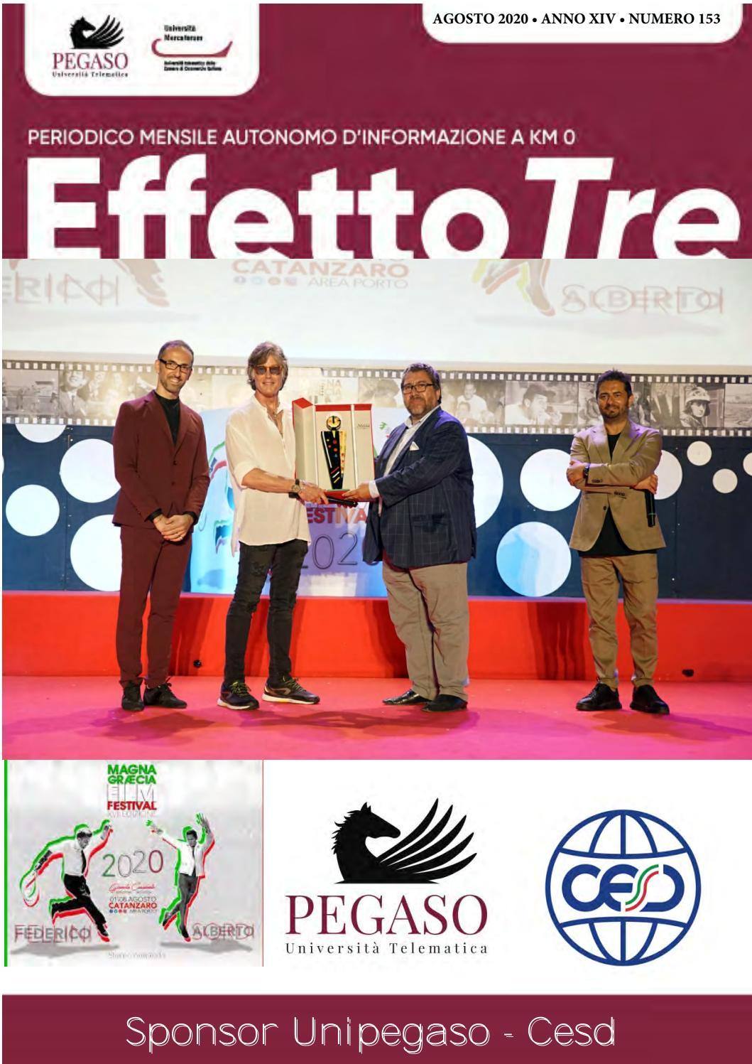 Effettotre N 153 Ago 2020 By Cdc Holding Issuu
