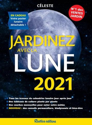 Jardinez avec la Lune 2021 by Fleurus Editions   issuu