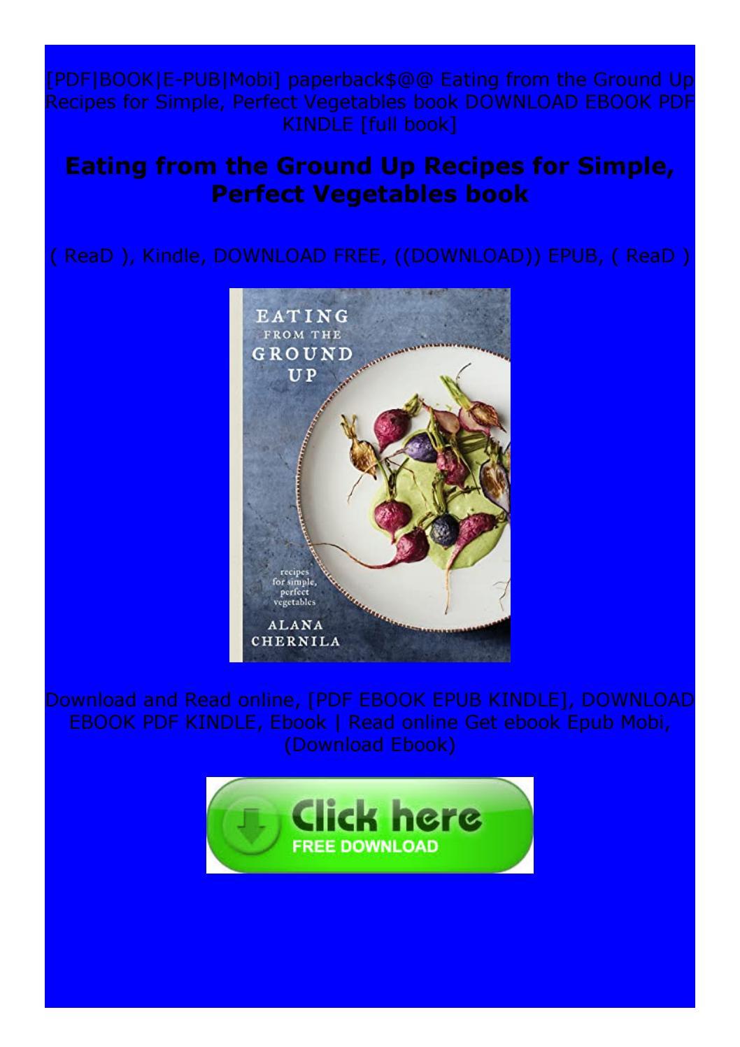 Perfect Health Diet epub download