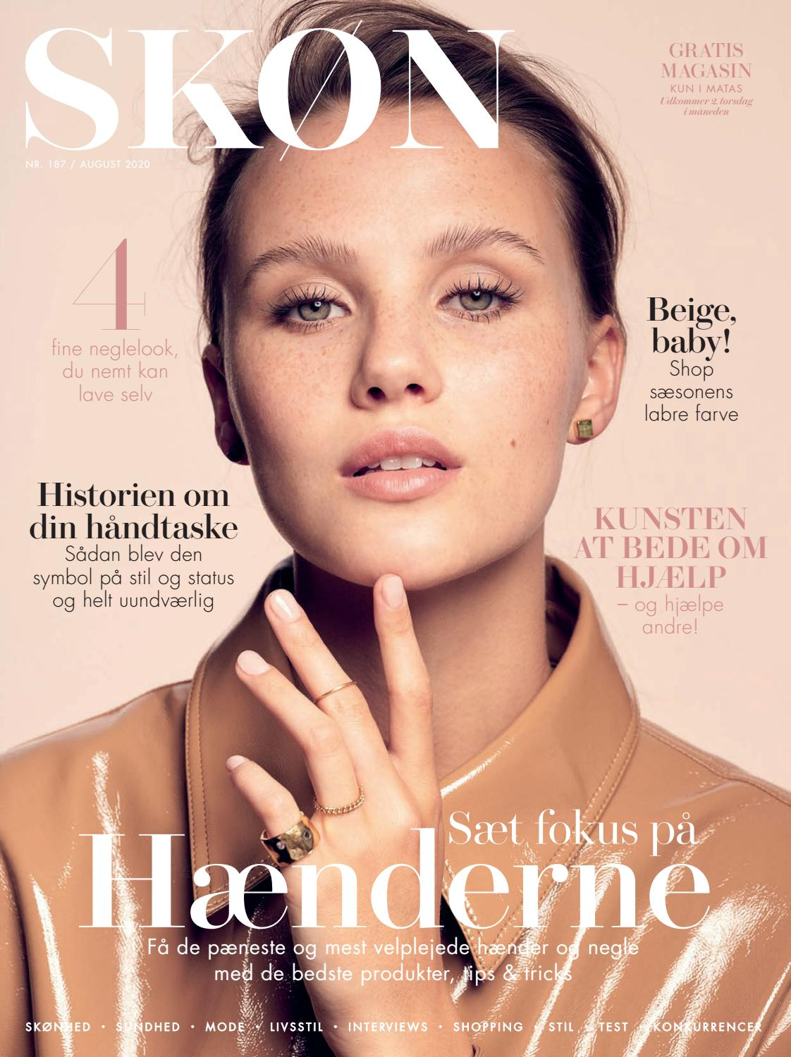 Picture of: Skon August 2020 By Magasinet Skon Issuu
